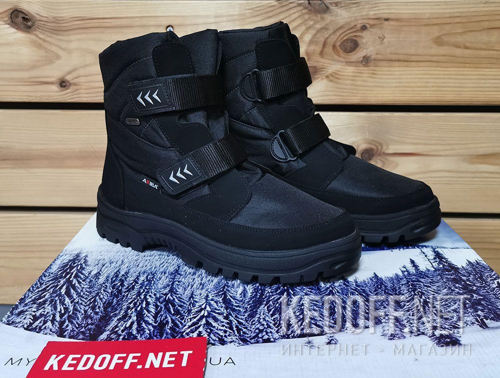 Доставка Мужские ботинки лёдоходы Forester Attiba OC System 53610-27 Made in Europe