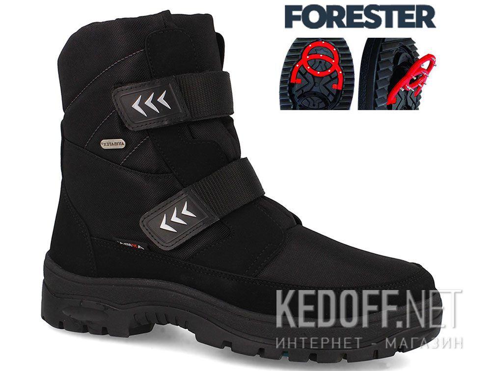 Купить Мужские ботинки лёдоходы Forester Attiba OC System 53610-27 Made in Europe