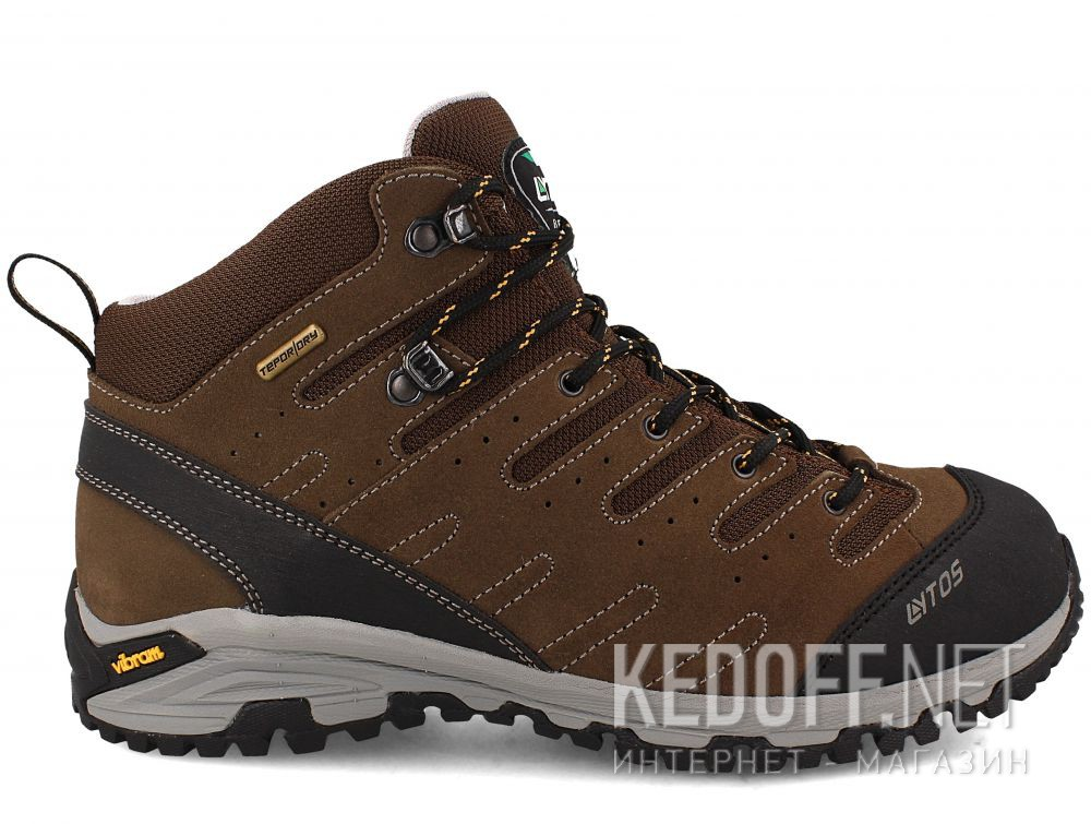Чоловічі черевики  Lytos Nitron Mid Var 68 57B008-68 купить Киев