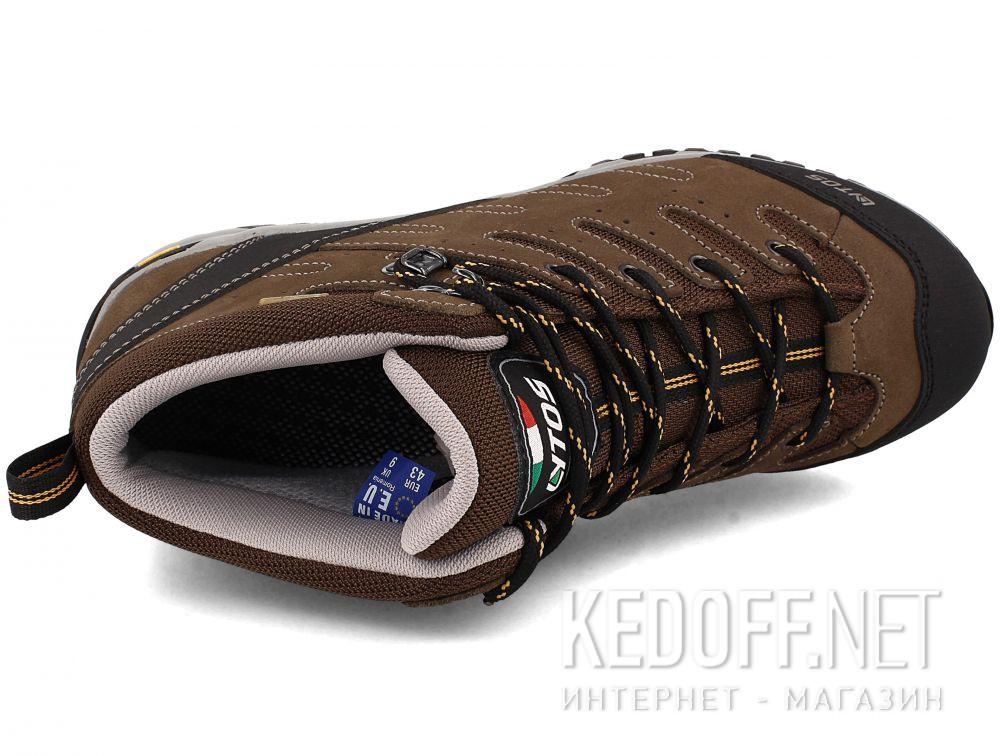 Чоловічі черевики  Lytos Nitron Mid Var 68 57B008-68 описание