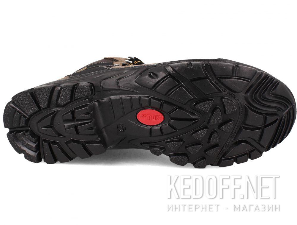 Чоловічі черевики Lytos STIGELOS WEI 1 80T060-1 описание