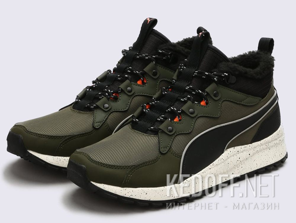 Цены на Мужские ботинки Puma Pacer Next Sb Wtr 366936 02