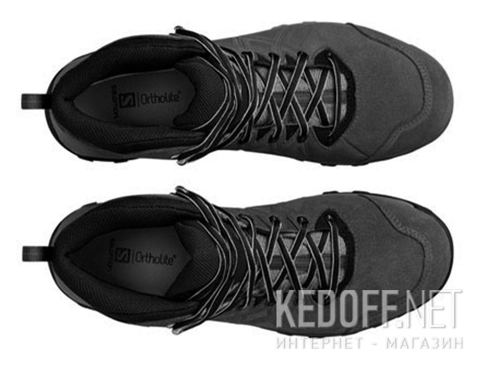 Мужские ботинки Salomon Evasion 2 Mid Leather 398714 Gore-Tex купить Киев