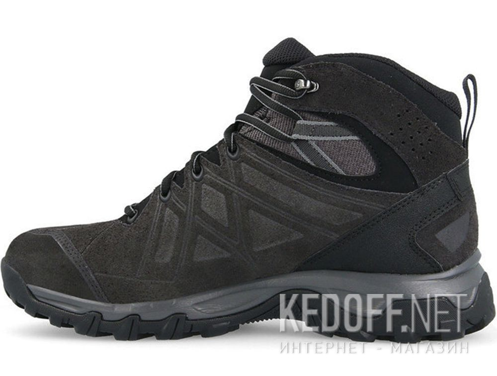 Оригинальные Мужские ботинки Salomon Evasion 2 Mid Leather 398714 Gore-Tex