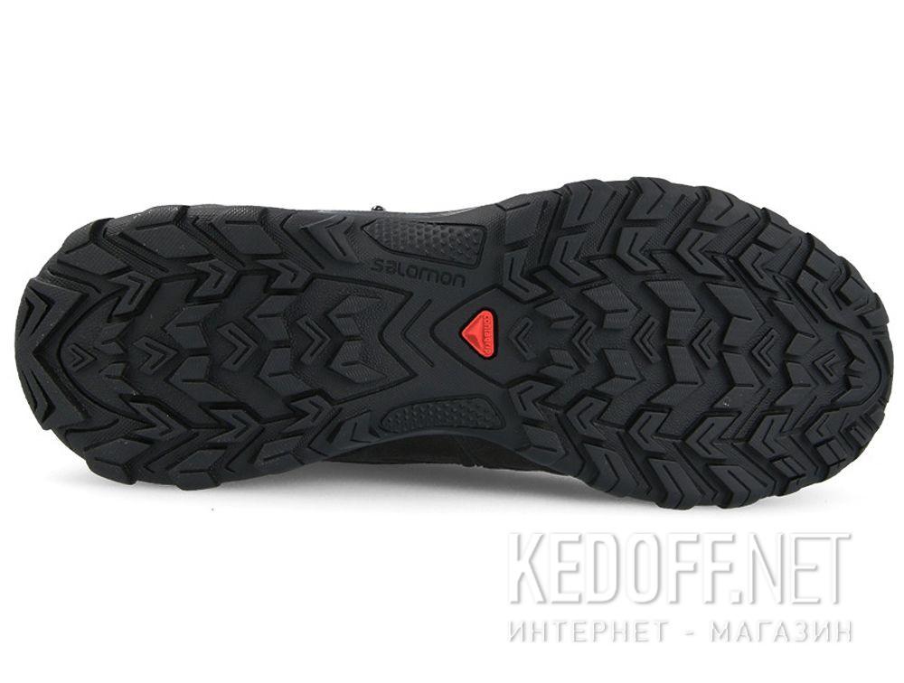 Мужские ботинки Salomon Evasion 2 Mid Leather 398714 Gore-Tex описание