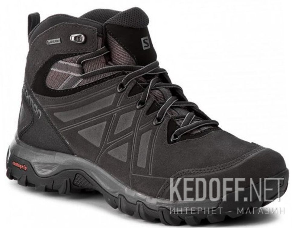 Мужские ботинки Salomon Evasion 2 Mid Leather 398714 Gore-Tex