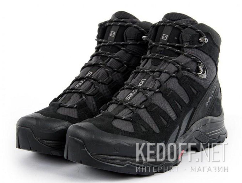 Мужские ботинки Salomon Quest Prime Gore-Tex 404637 описание