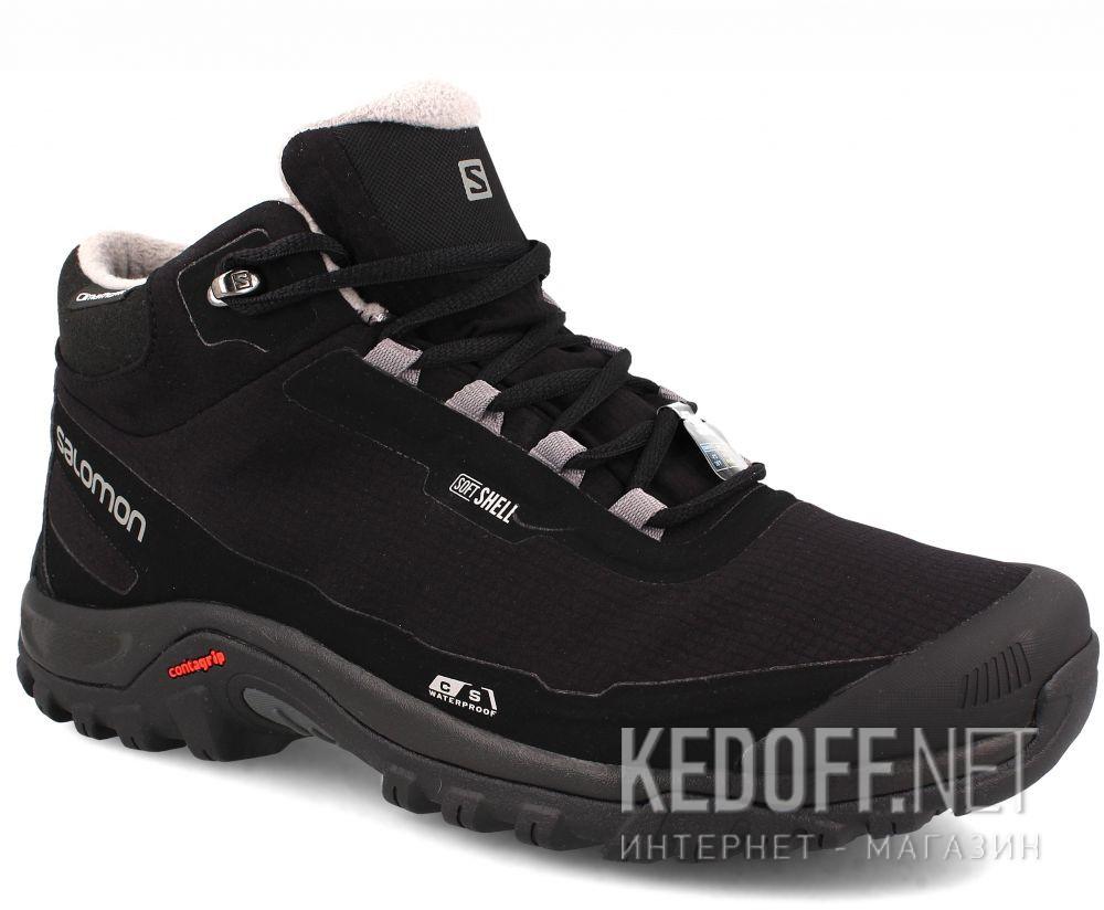 Купить Мужские ботинки Salomon Shelter Cs Wp 404729