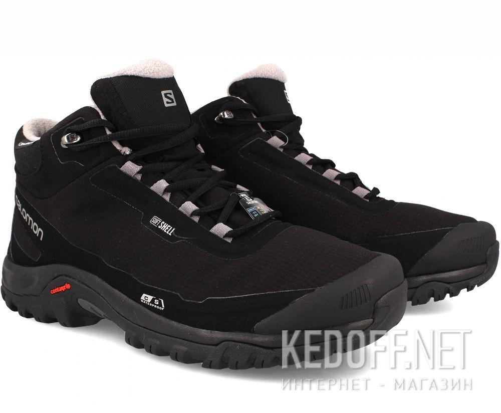 Мужские ботинки Salomon Shelter Cs Wp 404729 купить Украина