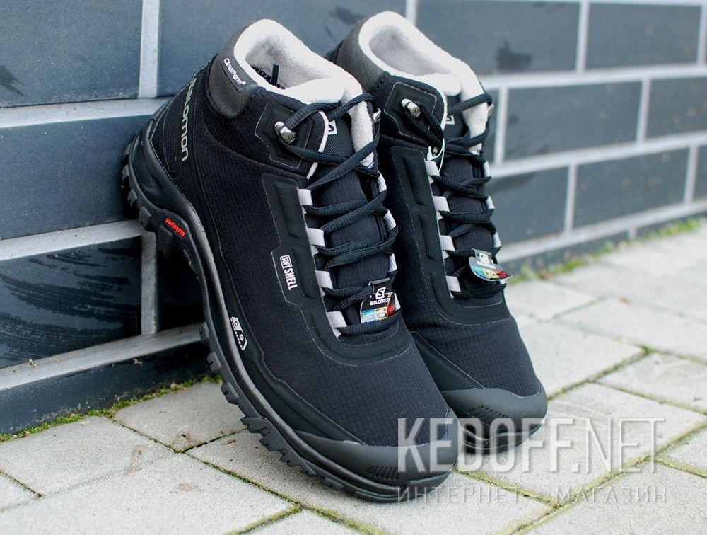 Мужские ботинки Salomon Shelter Cs Wp 404729 все размеры