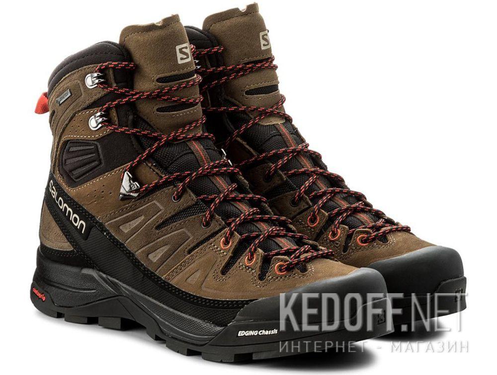 Мужские ботинки Salomon X Alp High Ltr Gore-Tex 401623 купить Украина