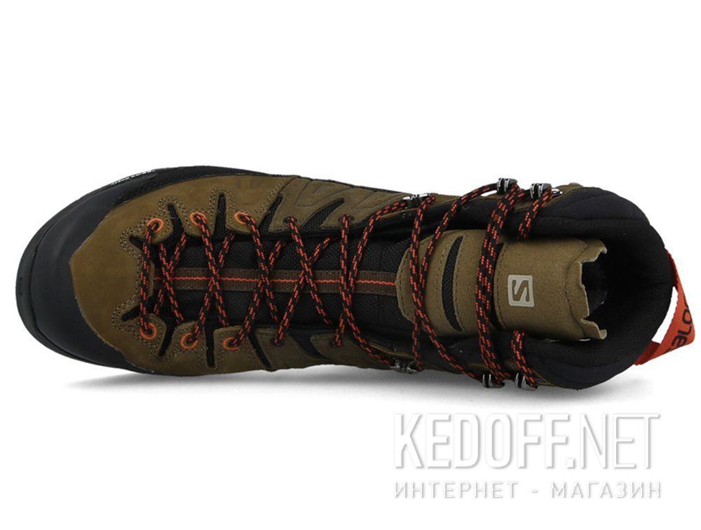 Мужские ботинки Salomon X Alp High Ltr Gore-Tex 401623 описание