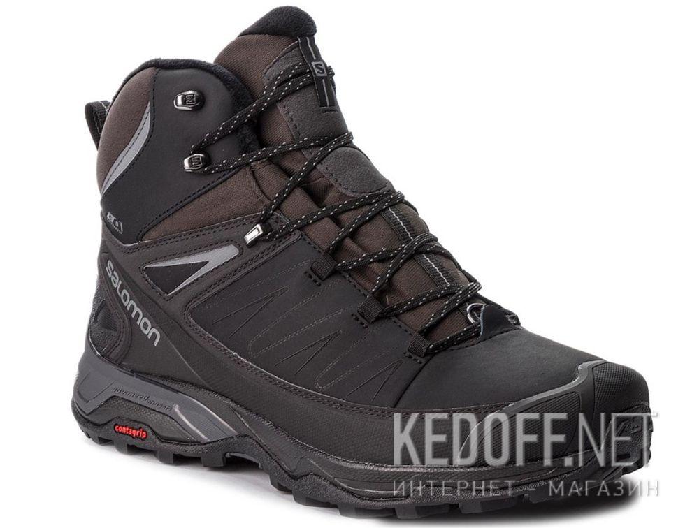 Купить Мужские ботинки Salomon X Ultra Mid Winter Cs Wp 404795