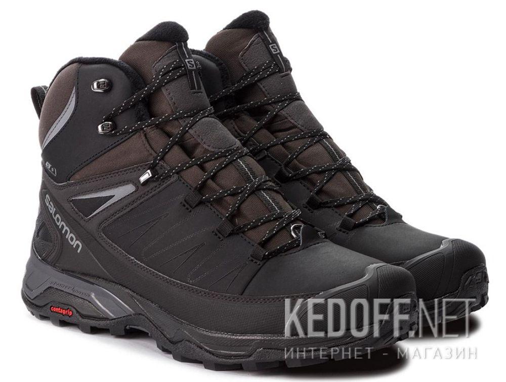 Мужские ботинки Salomon X Ultra Mid Winter Cs Wp 404795 купить Украина