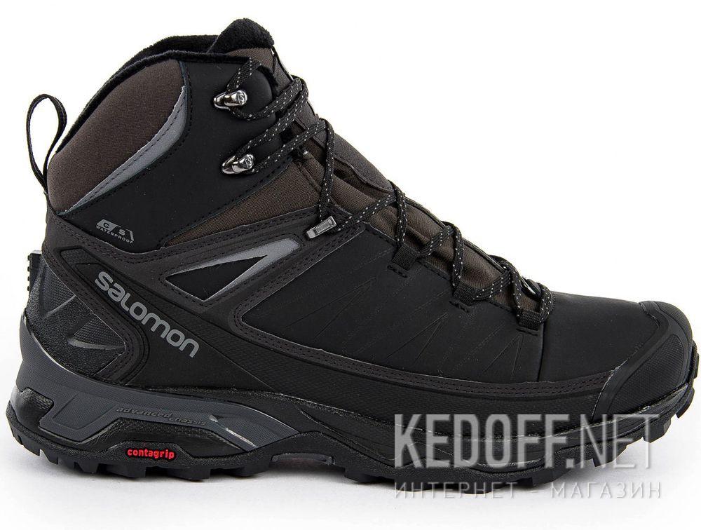 Мужские ботинки Salomon X Ultra Mid Winter Cs Wp 404795 купить Киев