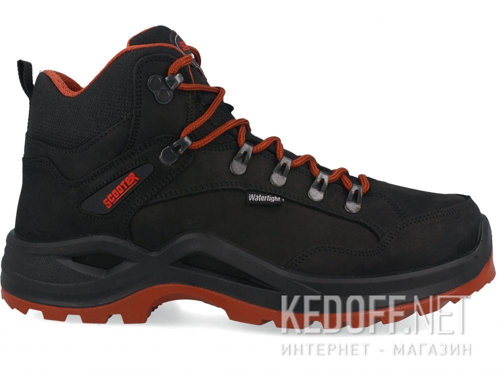 Мужские ботинки Scooter Ranger M1220CS-2700 купить Украина