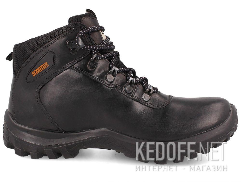 Мужские ботинки Scooter Watertight M1468DS купить Украина