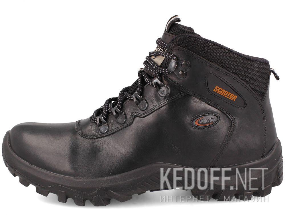 Мужские ботинки Scooter Watertight M1468DS купить Киев