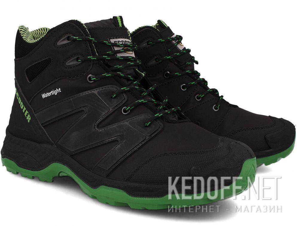 Мужские ботинки Scooter Watertight M5223TSY-2722 купить Украина