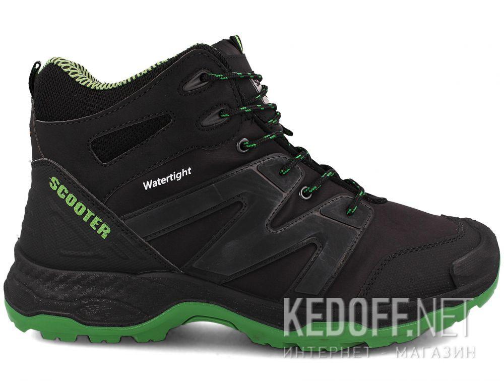 Мужские ботинки Scooter Watertight M5223TSY-2722 купить Киев
