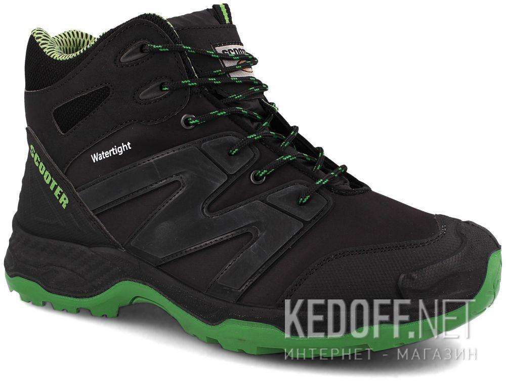 Купить Мужские ботинки Scooter Watertight M5223TSY-2722