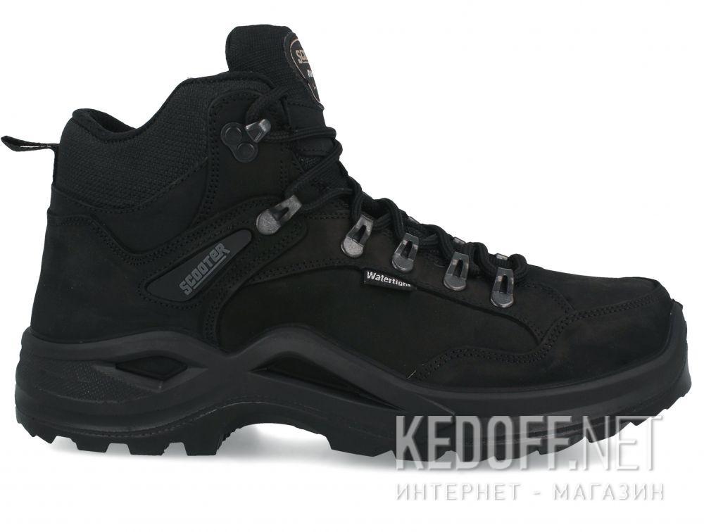 Мужские ботинки Scooter Ranger M1220CS-2727 Watertight купить Украина
