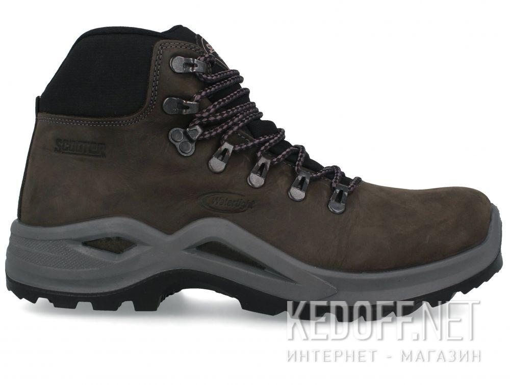 Мужские ботинки Scooter Ranger M1221CA-37 Watertight купить Украина