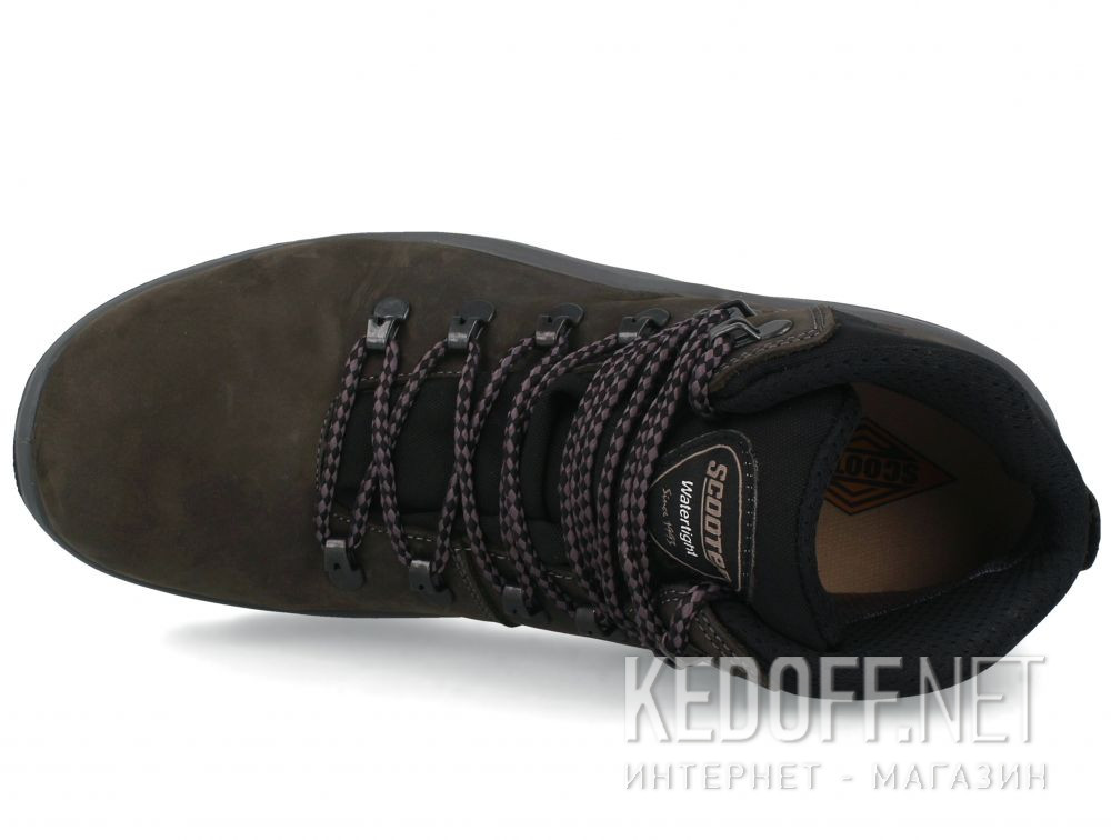 Оригинальные Мужские ботинки Scooter Ranger M1221CA-37 Watertight