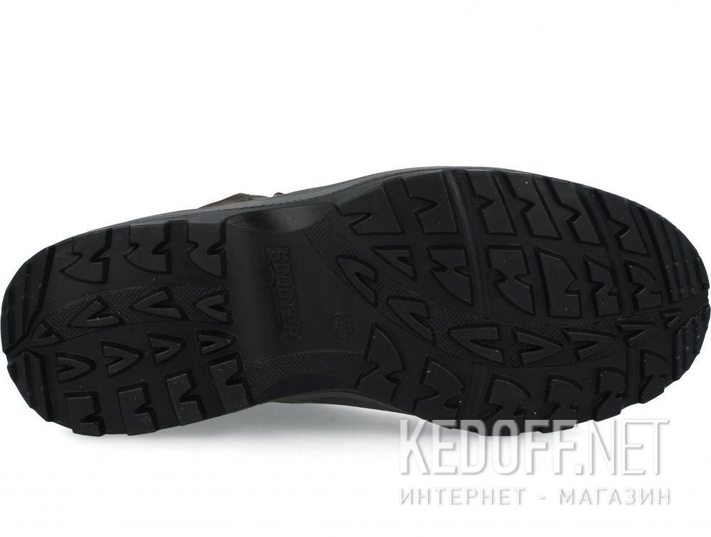 Мужские ботинки Scooter Ranger M1221CA-37 Watertight описание