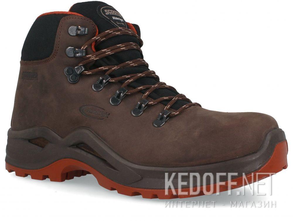 Мужские ботинки Scooter Ranger M1221CKO-4574 купить Украина