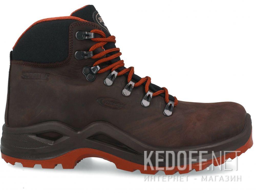 Мужские ботинки Scooter Ranger M1221CKO-4574 купить Киев