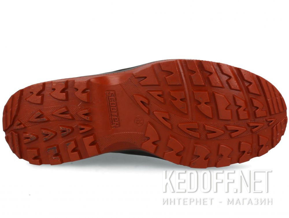 Мужские ботинки Scooter Ranger M1221CKO-4574 описание