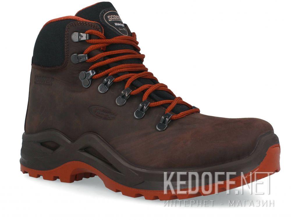Купить Мужские ботинки Scooter Ranger M1221CKO-4574