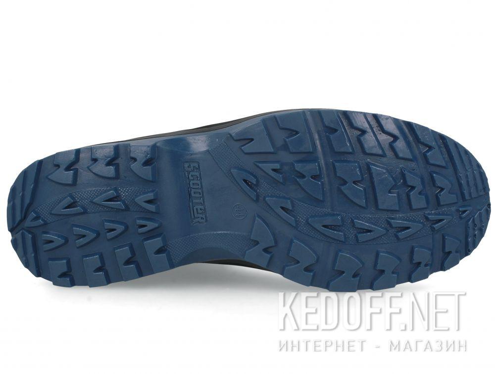 Оригинальные Мужские ботинки Scooter Ranger M1221CS-2742 Watertight