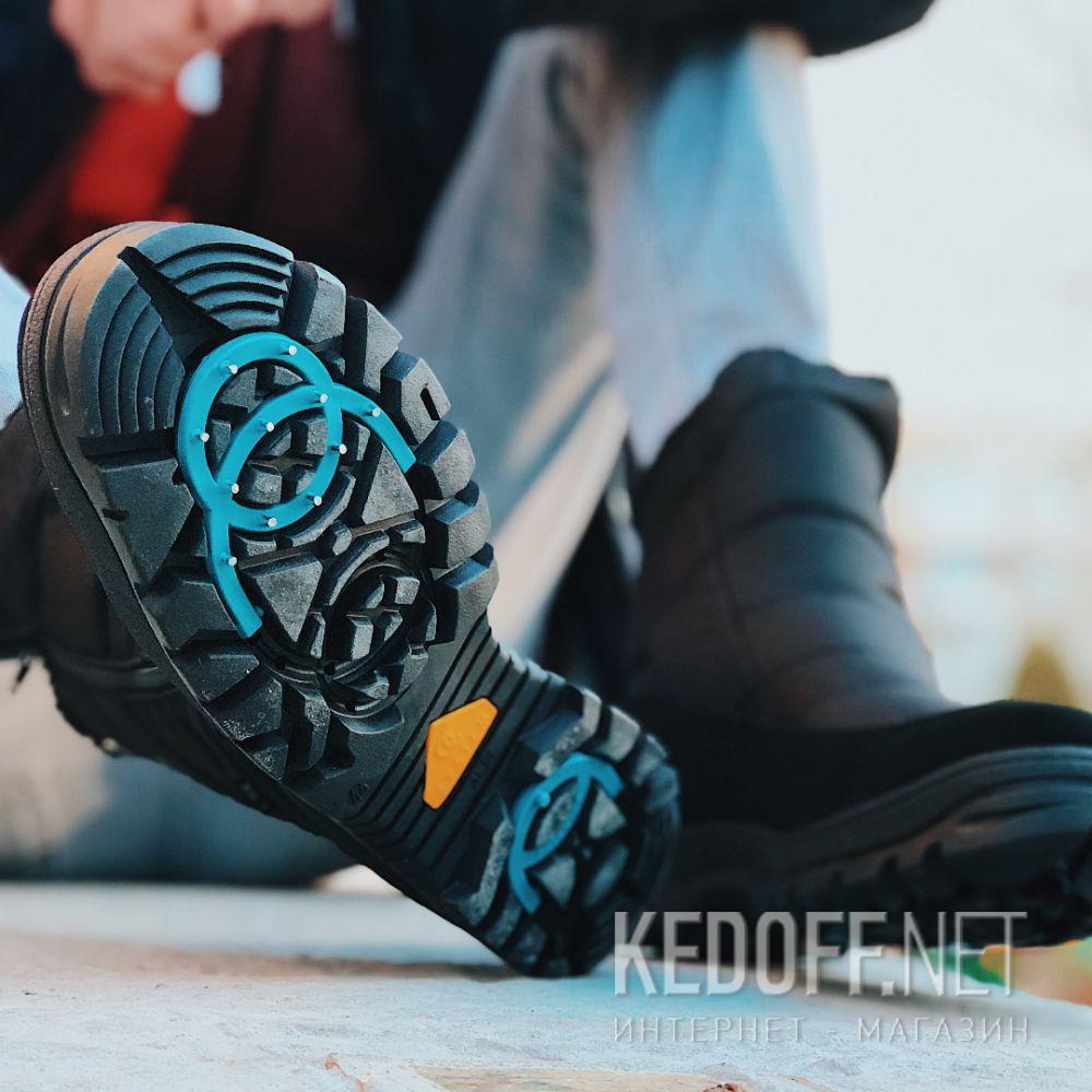 Мужские ботинки зимоходы Forester Attiba 58403-27 Made in Italy