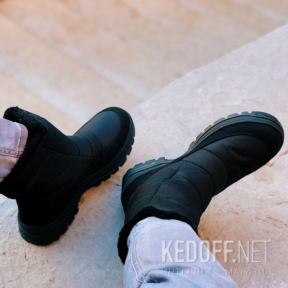 Мужские ботинки зимоходы Forester Attiba 58403-27 Made in Italy доставка по Украине