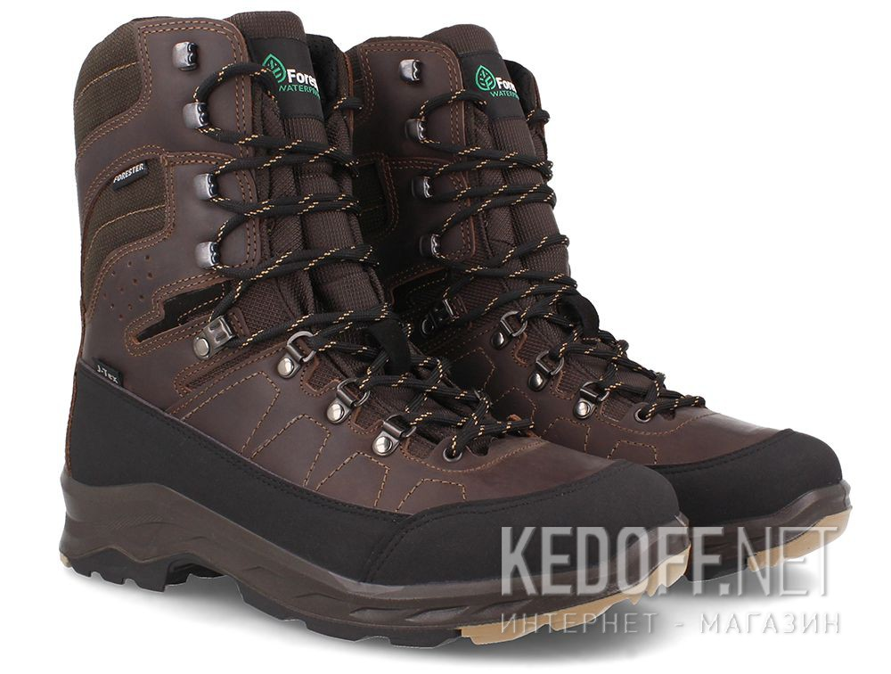 Мужские ботинки Forester Karelia 13749-8 Made in Europe купить Украина