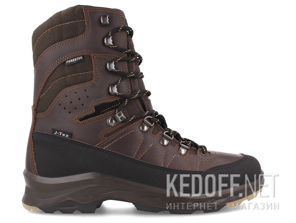 Мужские ботинки Forester Karelia 13749-8 Made in Europe купить Киев