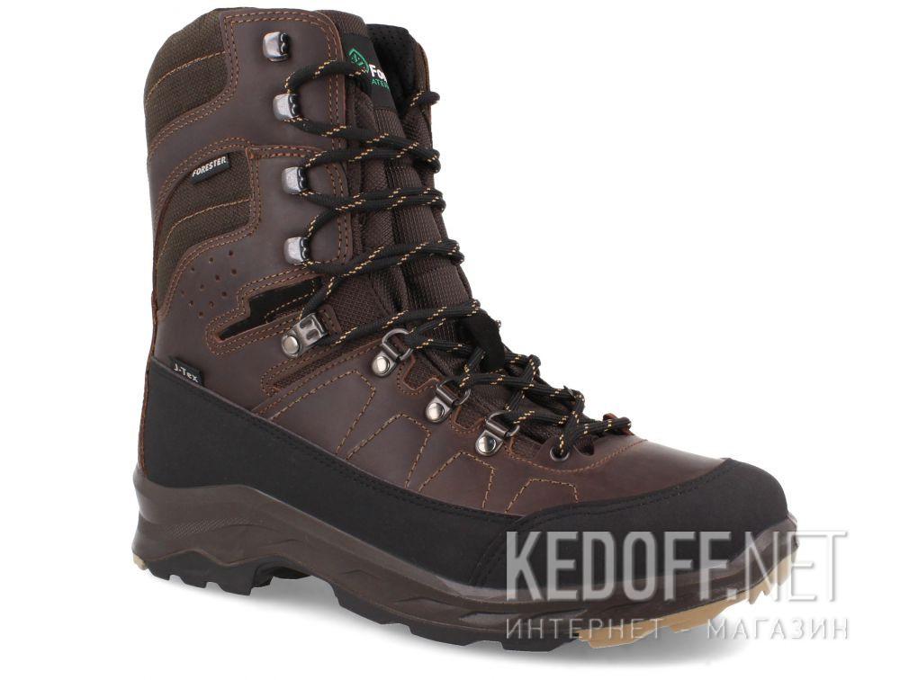 Купить Мужские ботинки Forester Karelia 13749-8 Made in Europe