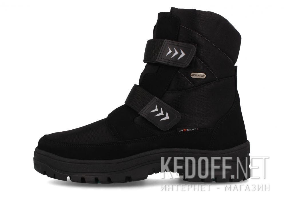 Мужские ботинки лёдоходы Forester Attiba OC System 53610-27 Made in Europe купить Украина