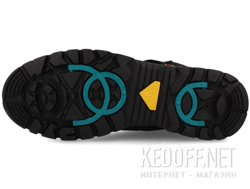 Мужские ботинки лёдоходы Forester Attiba OC System 53610-27 Made in Europe все размеры