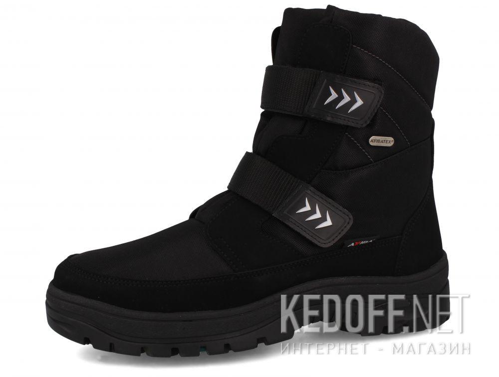 Мужские ботинки лёдоходы Forester Attiba OC System 53610-27 Made in Europe описание