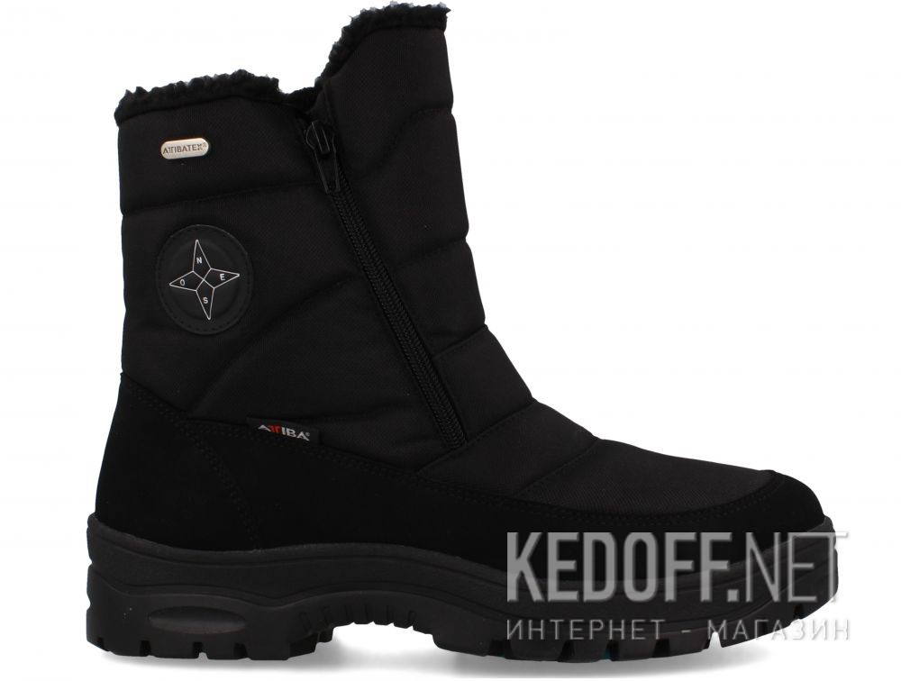 Мужские ботинки зимоходы Forester Attiba 58403-27 Made in Italy купить Украина