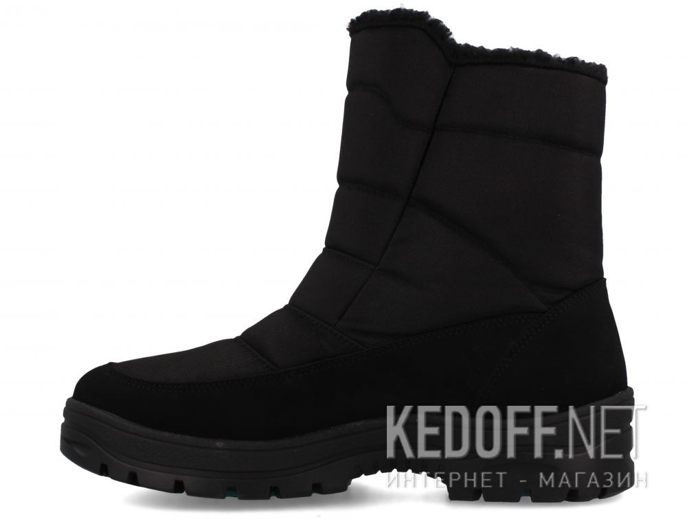 Мужские ботинки зимоходы Forester Attiba 58403-27 Made in Italy купить Киев