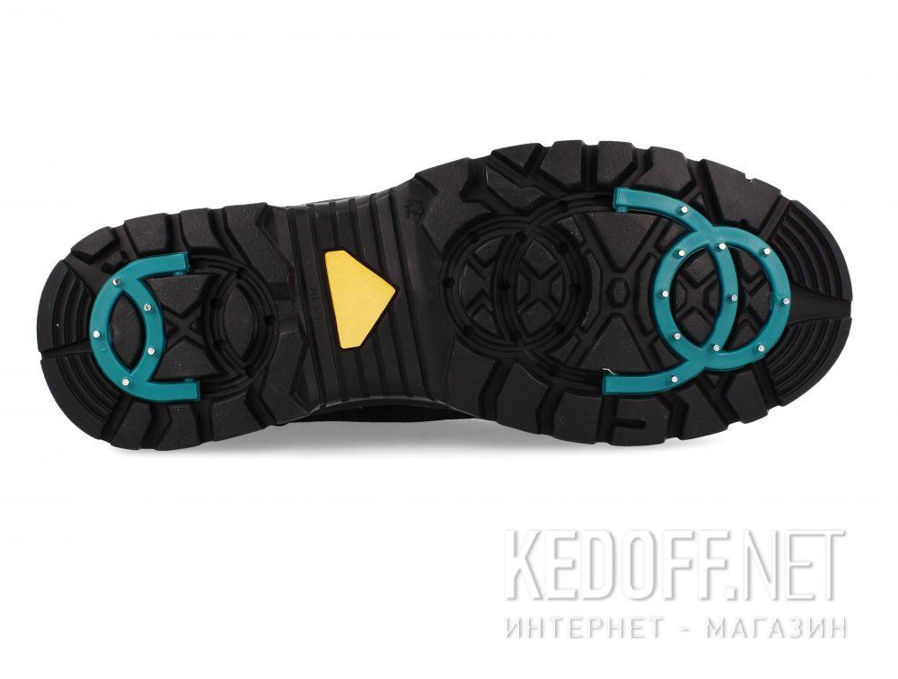 Оригинальные Мужские ботинки зимоходы Forester Attiba 58403-27 Made in Italy