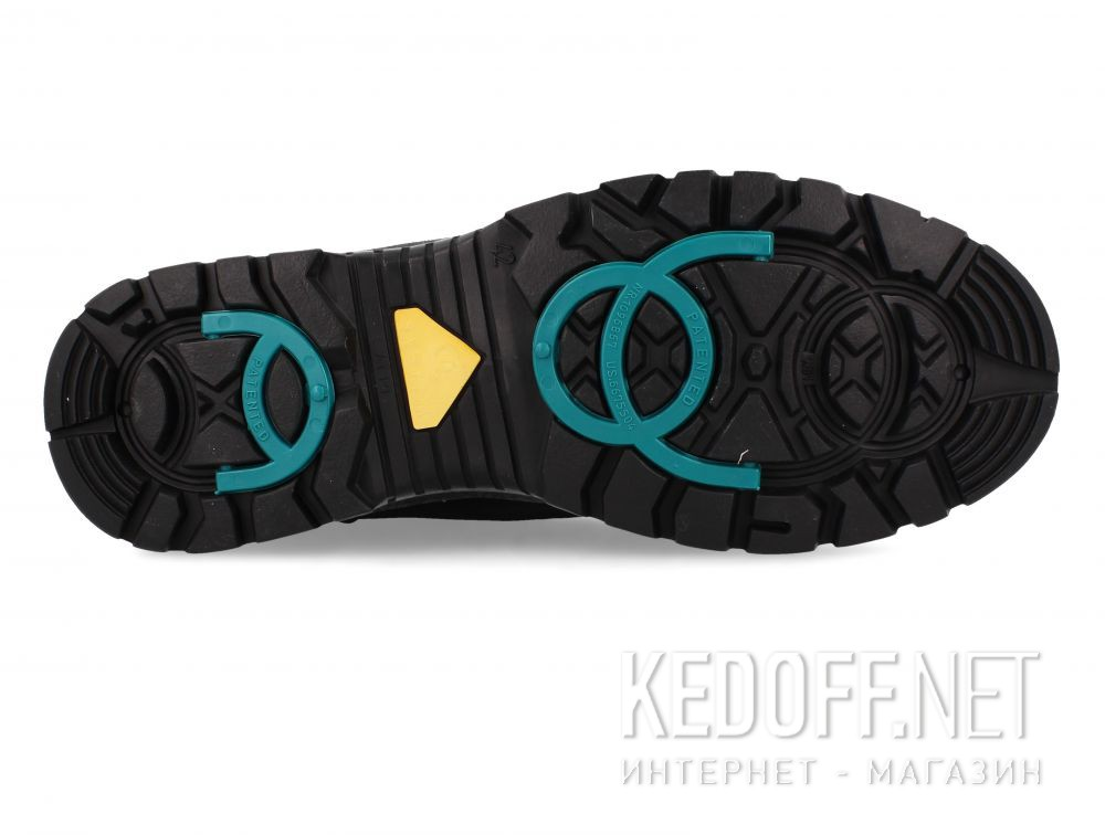 Мужские ботинки зимоходы Forester Attiba 58403-27 Made in Italy описание