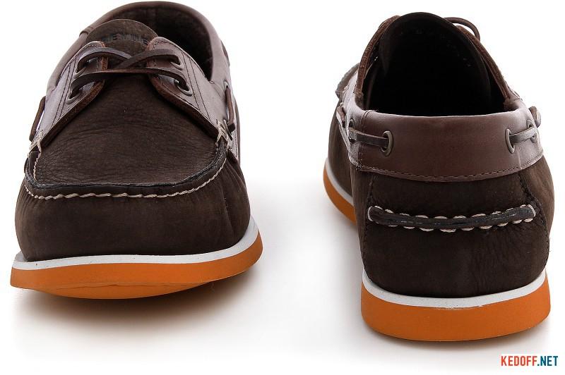 Мужские топсайдеры Greyder 04231-5874 коричневые