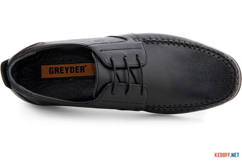 Чоловічі туфлі Greyder Komfort 65985-27