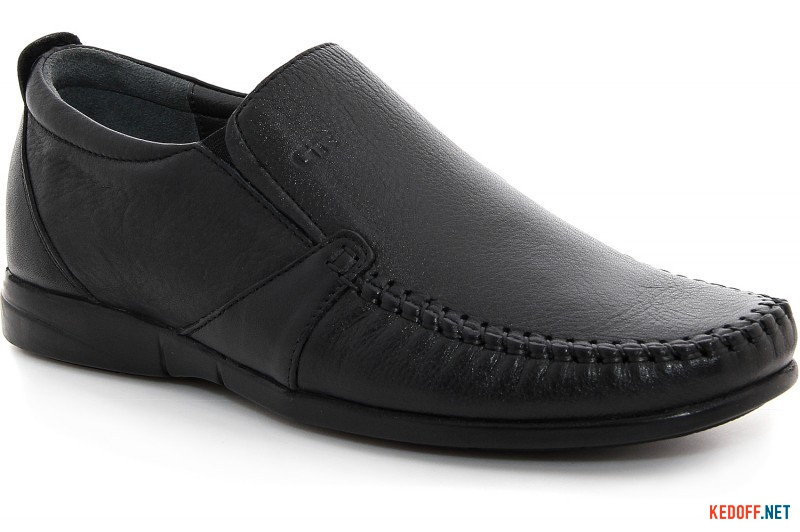 Men's shoes Greyder 65986-27 Black leather