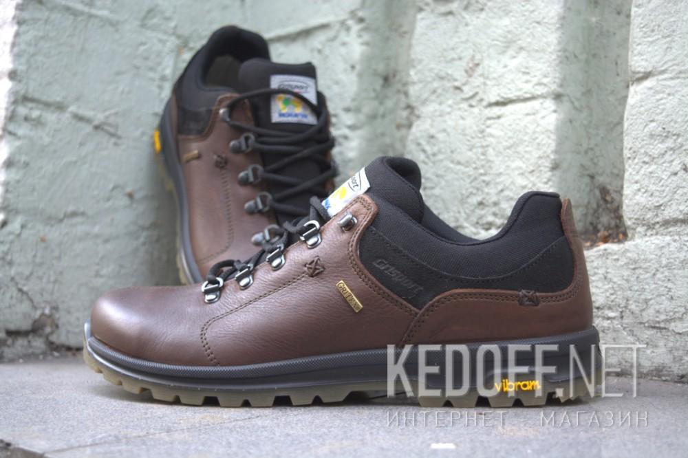 Доставка Чоловічі черевики Grisport 12907-O52G (коричневий)